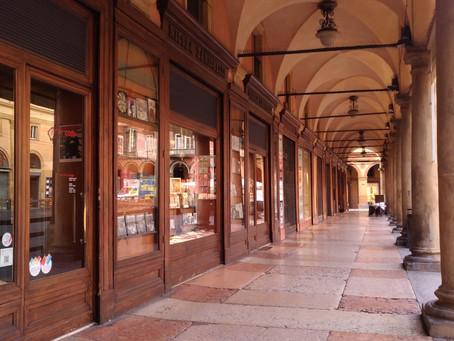 Il lato chic di Bologna...