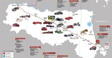 MOTOR VALLEY MAP