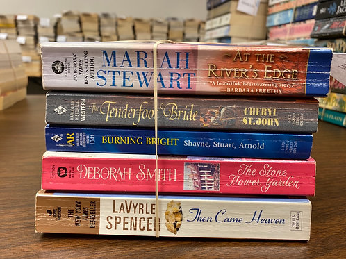 Stewart, St. John, Smith, Spencer
