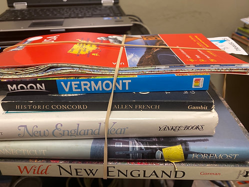New England Travel Guides