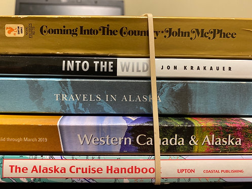 Alaska Guide Travel and Tales