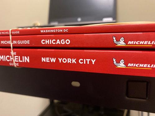 Michelin Guides