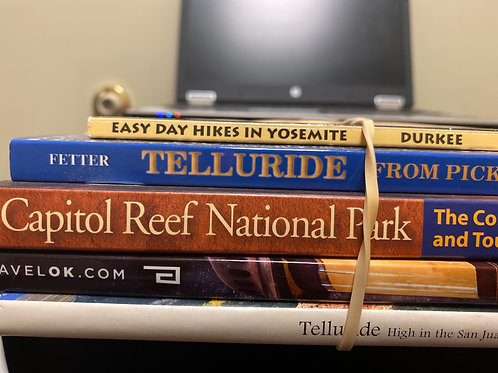 Telluride and National Parks