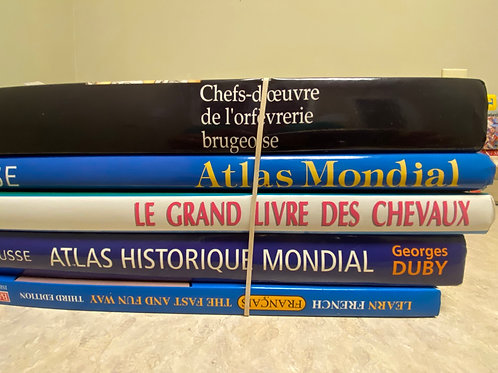 French Atlas - Guide - History