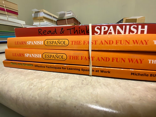 Spanish: Fast and Fun-Read&Think