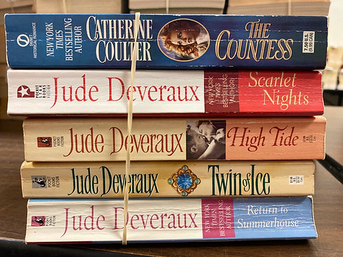 Catherine Coulter, Jude Deveraux