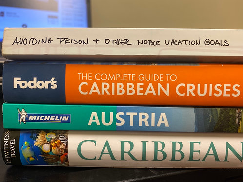 Travel Guides and Novel