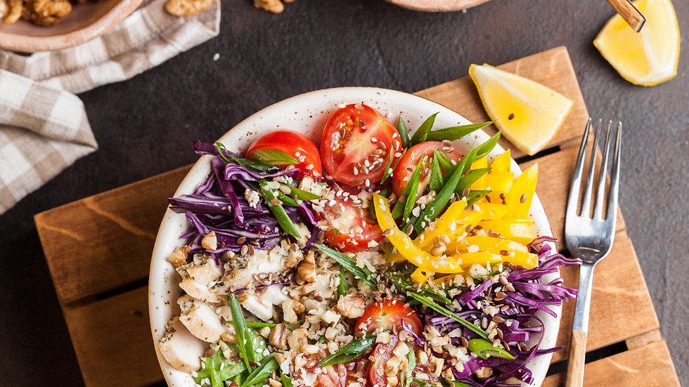 Low Glycemic Diet - 7-Days