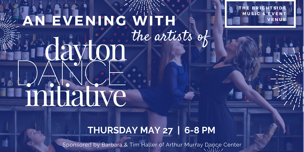 An Evening with the Artists of Dayton Dance Initiative