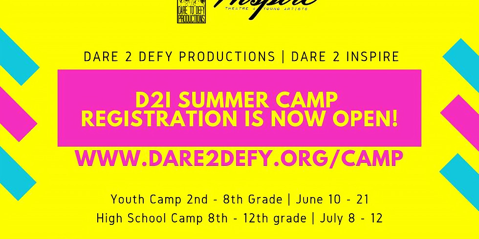 Dare to Defy Summer Camp