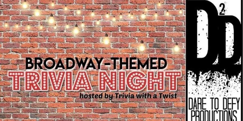 Broadway Themed Trivia