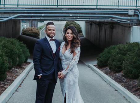 Kelsi & Jason NYE Wedding at The Brightside
