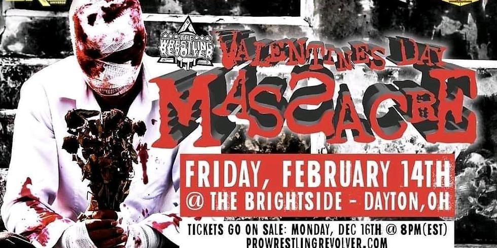 Wrestling Revolver Valentine's Day Massacre