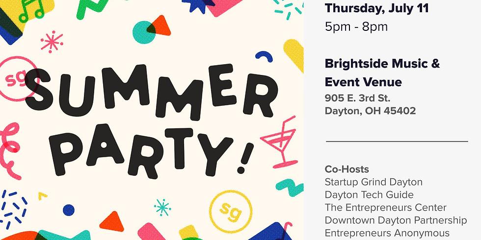 Entrepreneur Summer Party