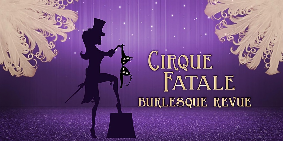 Burlesque University: Back 2 School ReVue!