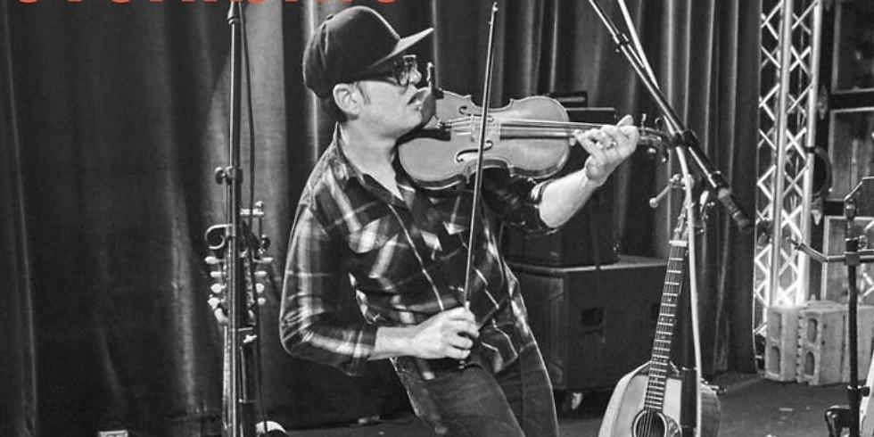 Jeremy Garrett of the Infamous Stringdusters w/ Stringus Khan