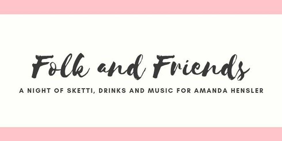 Folk & Friends Fundraiser Concert