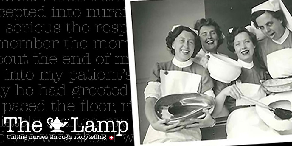 The Lamp Storytelling Event