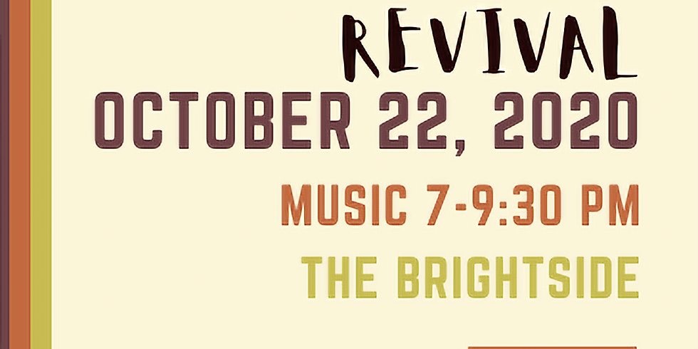 Wolf Moon Revival Patio Show