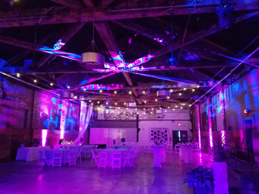 Industrial Wedding Brightside Dayton Ohi