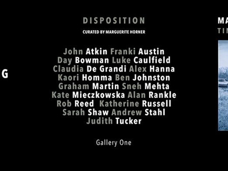 Disposition: British Painting at Bermondsey Project Space