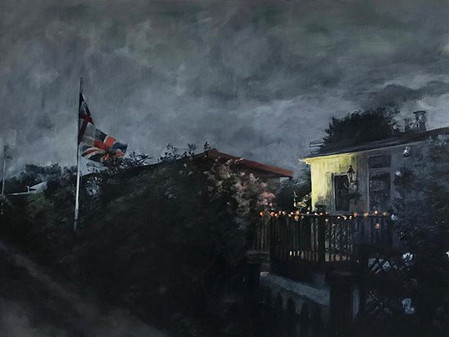 Contemporary British Painting Norwich Cathedral: 25 April - 16 May 2019