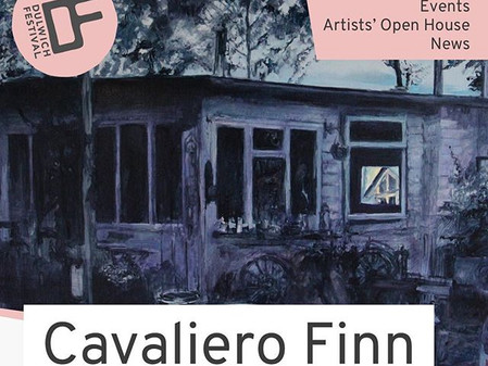 A Sense of the Familiar curated by Cavaliero Finn as part of the Dulwich Festival 2019