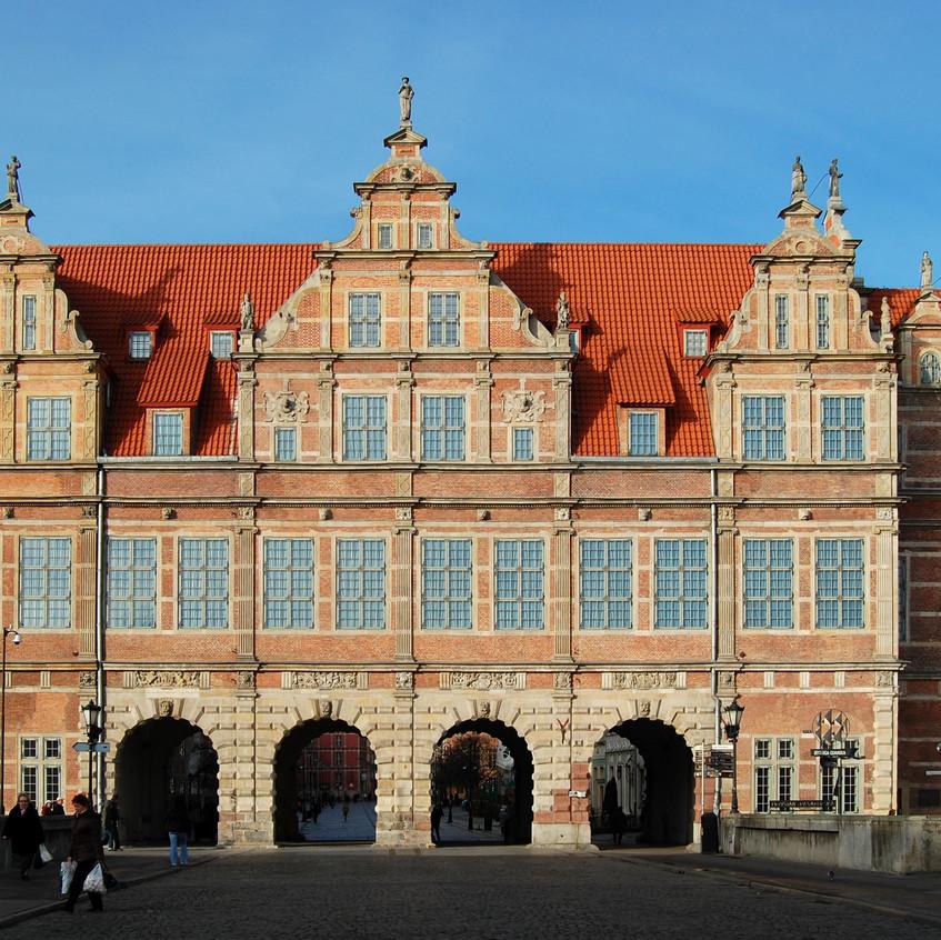 Gdańsk_Zielona_Brama,_The_Green_Gate