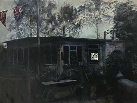 Shortlisted for Jackson's Open Painting Prize 2019