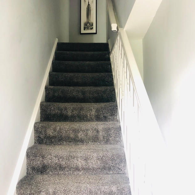 Leading to the Support Worker Apartment