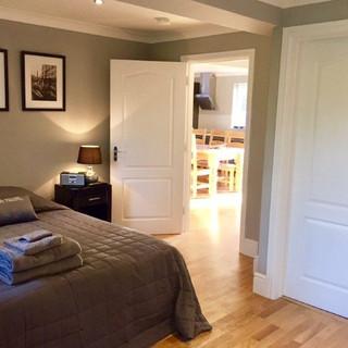 Transistional Unit Bedroom