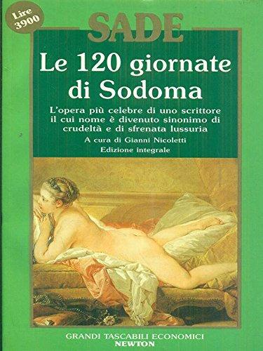 Le 120 giornate di Sodoma - François De Sade