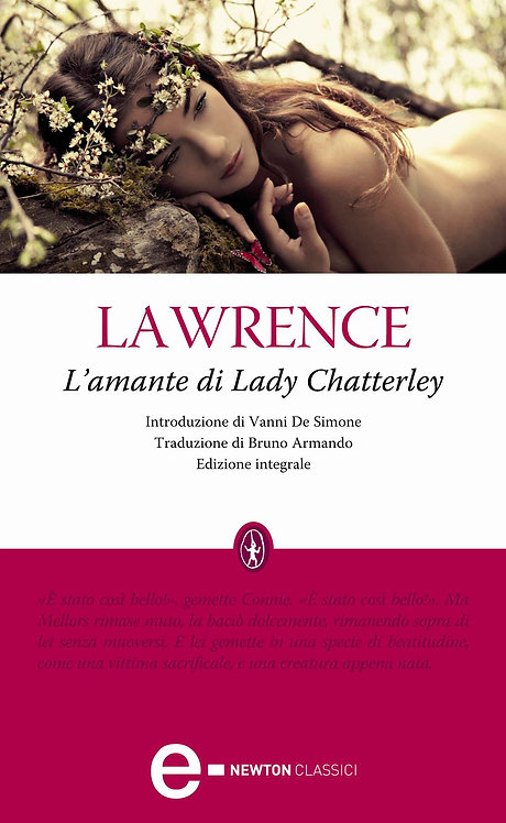 L'AMANTE DI LADY CHATTERLY - D.H. Lawrence