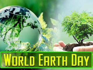 GIORNATA MONDIALE DELLA TERRA 2021#EARTH DAY