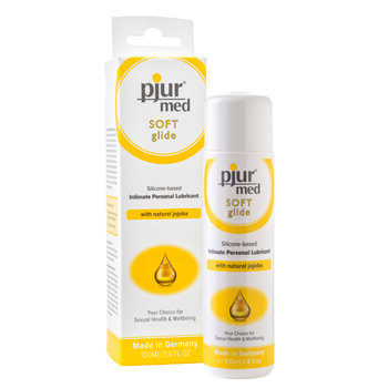 MED SOFT GLIDE  SILICON BASED LUBRICANT