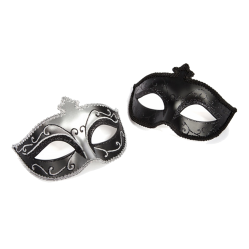 MASKS ON MASQUERADE