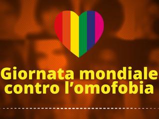 Giornata internazionale contro la omotransfobia