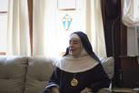 Visita ao monastério Abbey of Regina Laudis