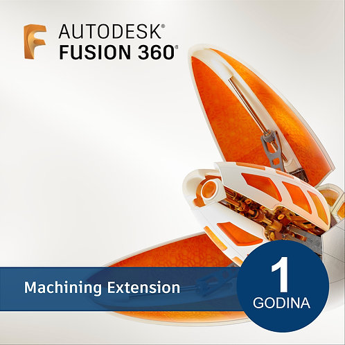 Fusion 360 - Machining Extension - Annual Subscription