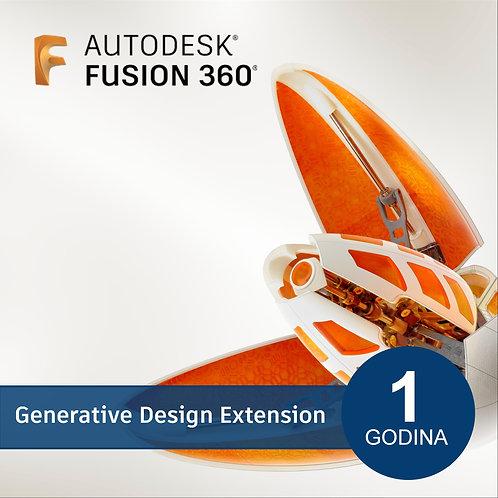 Fusion 360 - Generative Design Extension - Annual Subscription