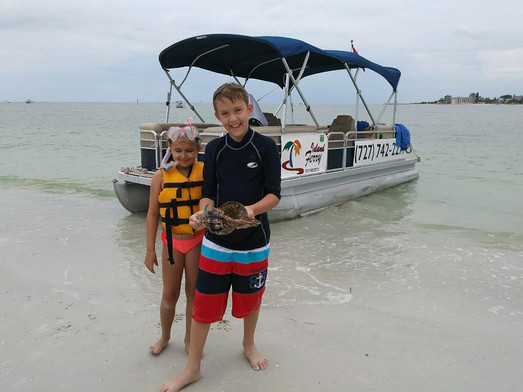 Private Snorkeling Egmont Key St Pete