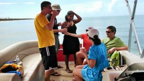 Private Booze Cruise St Pete