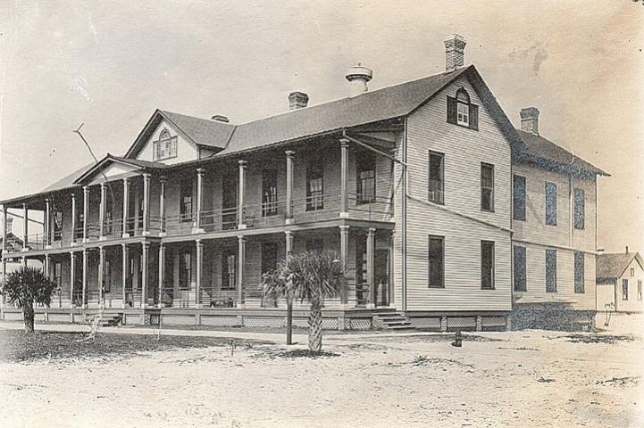 Fort-Desoto-History