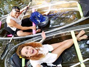 Clear Kayak Tour Shell Key St Pete