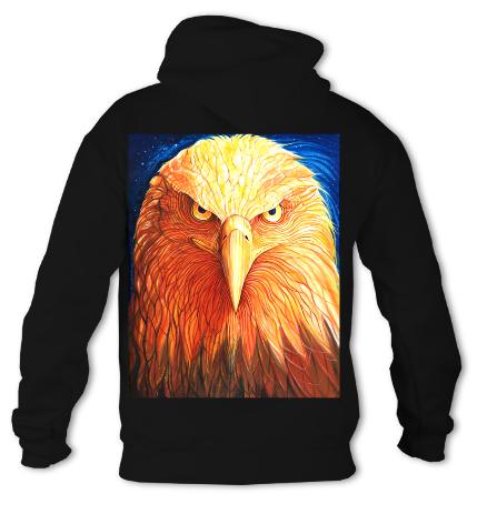 Eagle Spirit - College Hoodie