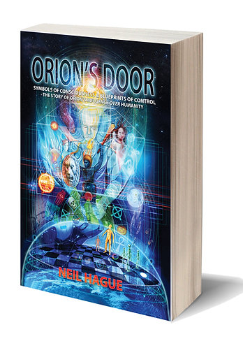 Orion's Door: Symbols of Consciousness & Blueprints of Control