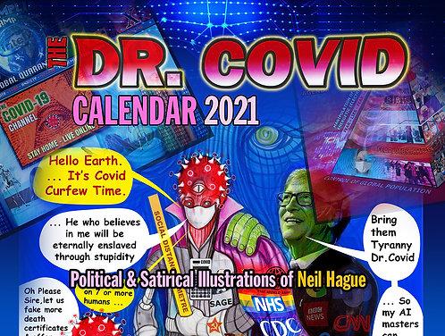 Dr. Covid Calendar