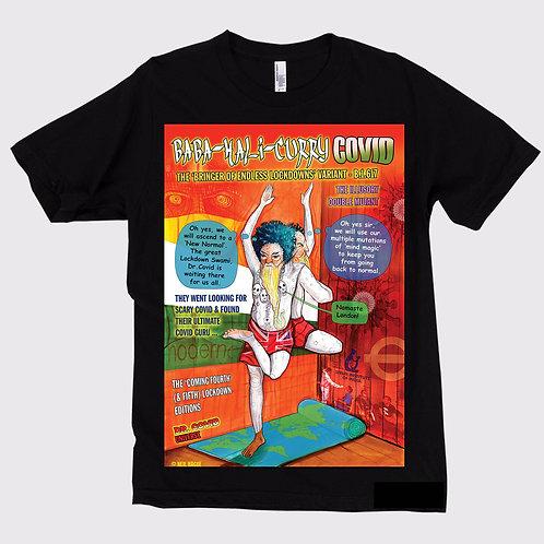 Dr. Covid's Indian 'Magic' Variant T-shirt