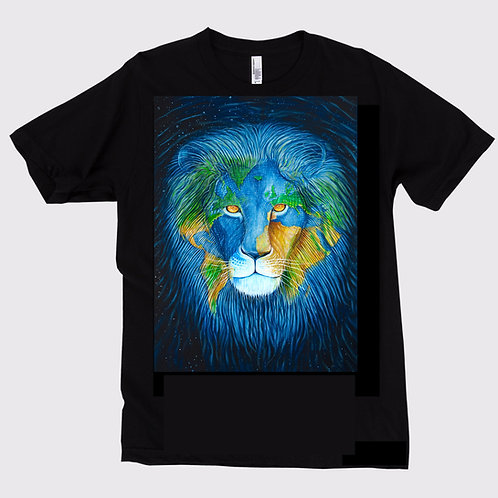 Earth Lion Unisex T-shirt