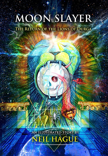 Moon Slayer: The Return of the Lions of Durga